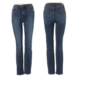 Paige size 24 Hoxton Ankle designer skinny jeans